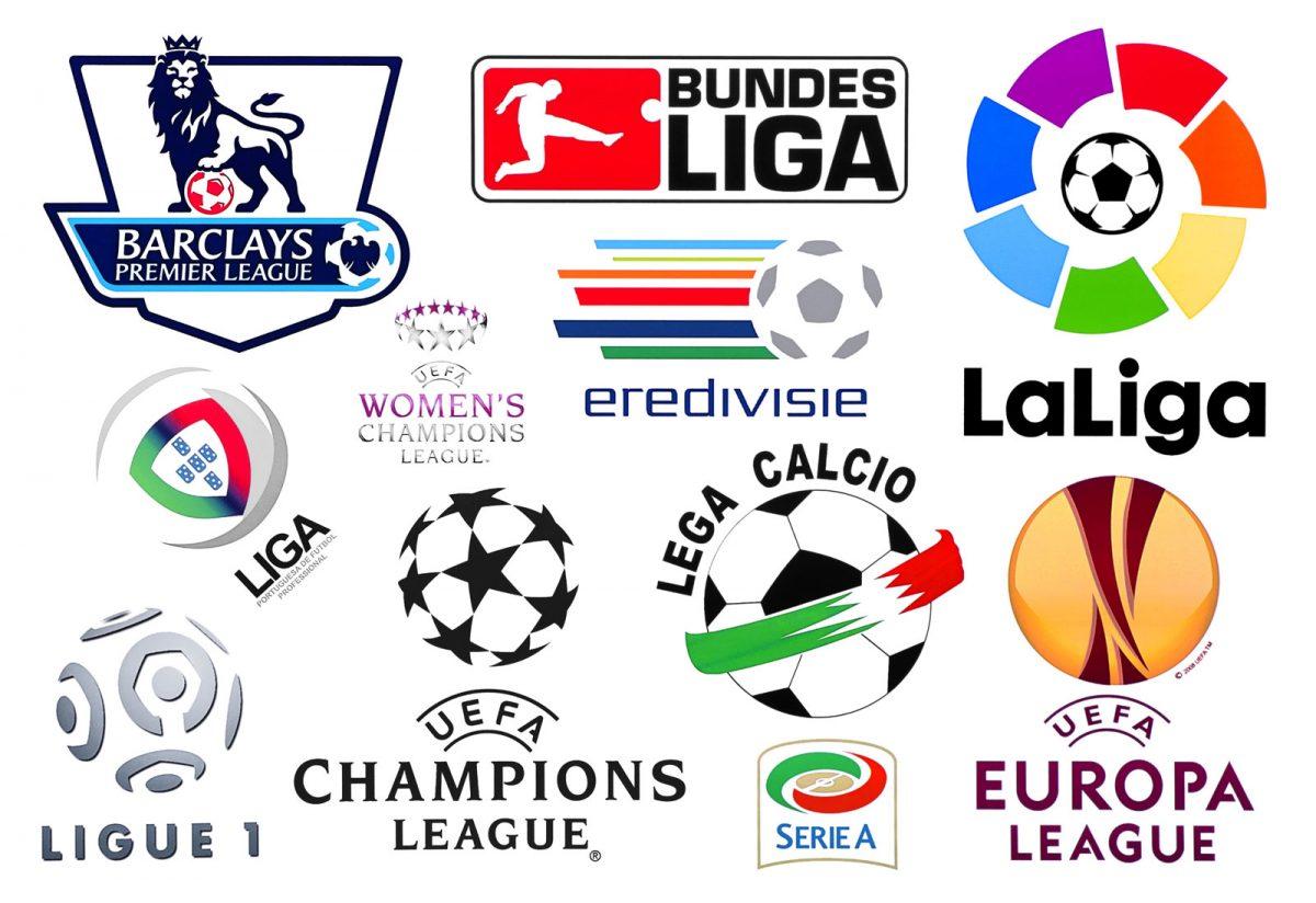 Best football teams logos