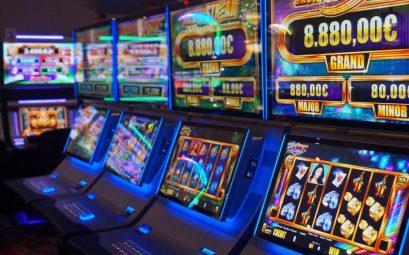new real slot machines